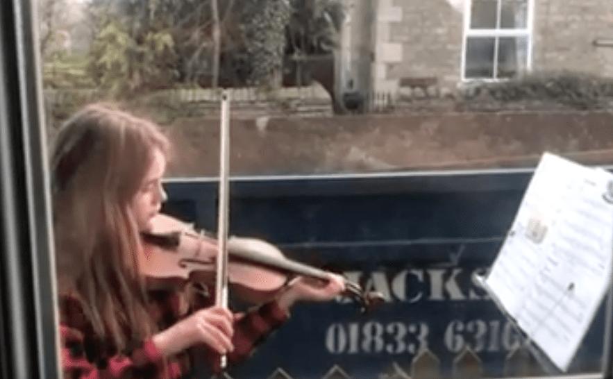 Merry Violin