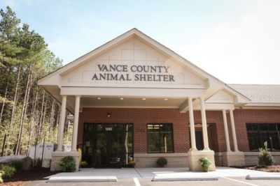 Vance County Animal Shelter Bldg