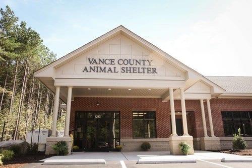Vance County Animal Shelter Bldg
